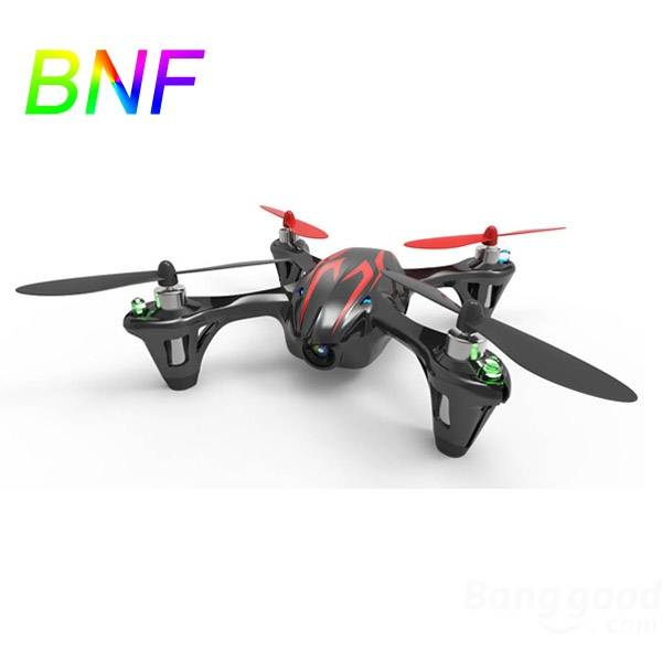 Hubsan X4 H107C RC Quadcopter With 2MP Camera BNF Without Transmitter