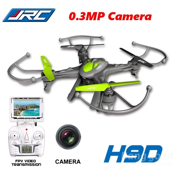 JJRC H9D 2.4G FPV Digital Transmission Quadcopter with 0.3MP Camera