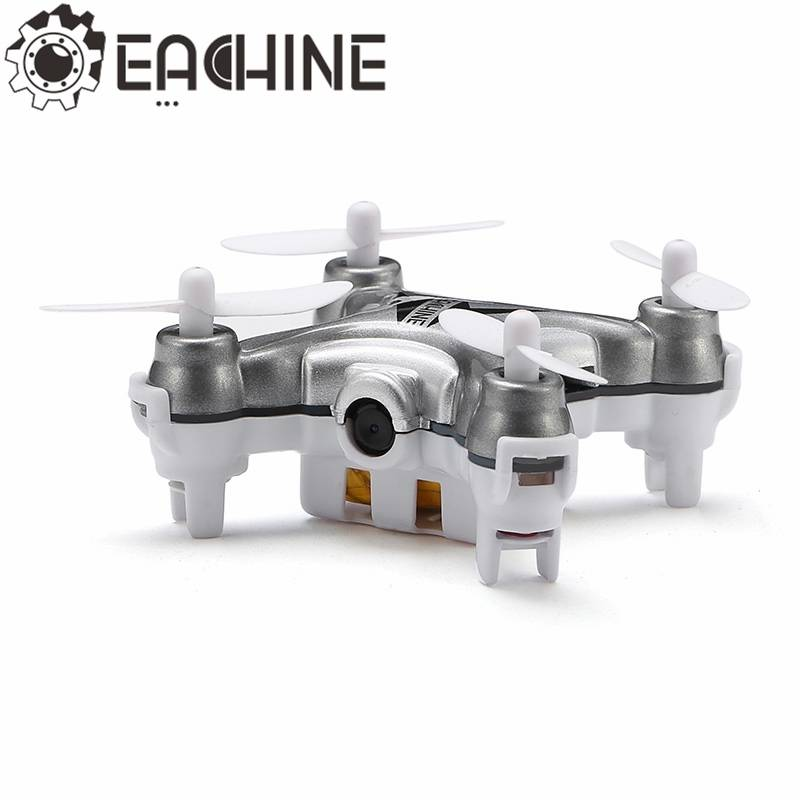Eachine E10C Mini  with 2MP Camera 2.4G 4CH 6 Axis RC Quadcopter RTF