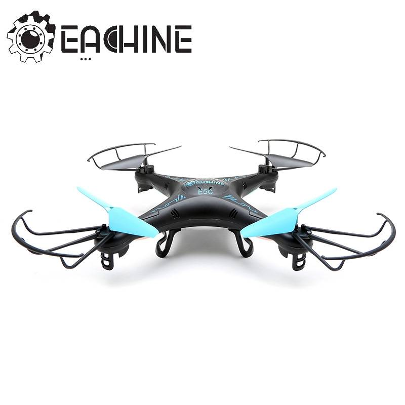 Eachine E5C 2.4G 4CH 6 Axis Headless Mode 3D Roll One Key Return RC Quadcopter RTF